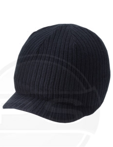 Dover AFB Embroidered Knit Beanie with Visor