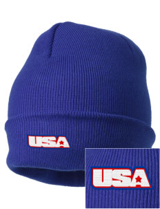 Brooks AFB Embroidered Knit Cap