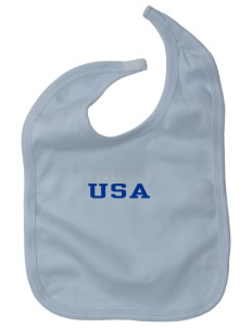 Dyess AFB Baby Interlock Bib