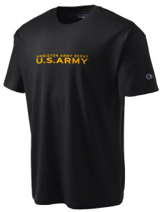 Anniston Army Depot Champion Men's Tagless T-Shirt