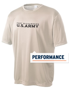 Fort Richardson Men's Competitor Performance T-Shirt