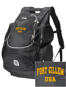 Fort Gillem  Embroidered OGIO Bounty Hunter Backpack