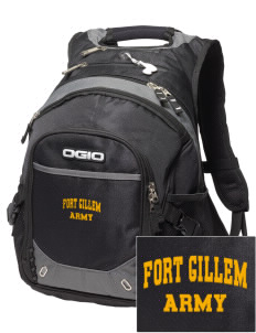 Fort Gillem Embroidered OGIO Fugitive Backpack