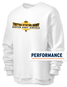 Hunter Army Airfield  Russell Men's Dri-Power Crewneck Sweatshirt