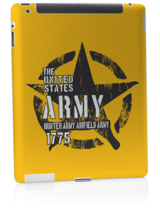 Hunter Army Airfield Apple iPad 2 Skin