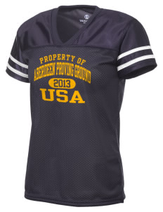 Aberdeen Proving Ground Holloway Women's Fame Replica Jersey