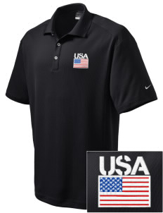 Fort Meade Embroidered Nike Men's Dri-Fit Classic Polo