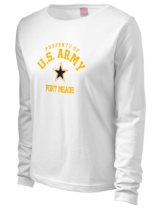 Fort Meade  Women's Long Sleeve T-Shirt