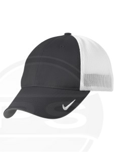 Fort Meade Embroidered Nike Golf Mesh Back Cap