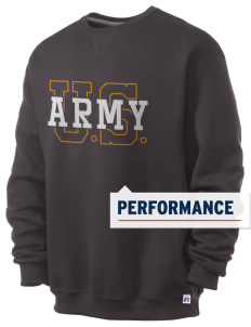 Carlisle Barracks  Russell Men's Dri-Power Crewneck Sweatshirt