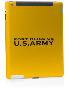 Fort Bliss Apple iPad 2 Skin