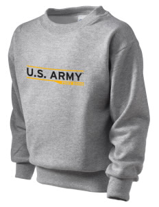 Fort Hood Kid's Crewneck Sweatshirt