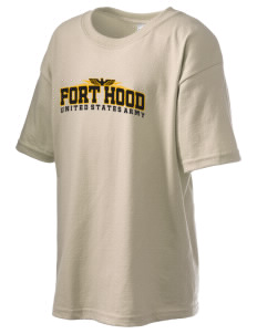 Fort Hood Kid's 6.1 oz Ultra Cotton T-Shirt