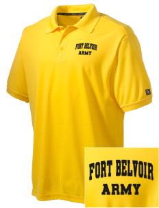Fort Belvoir Embroidered OGIO Men's Caliber Polo