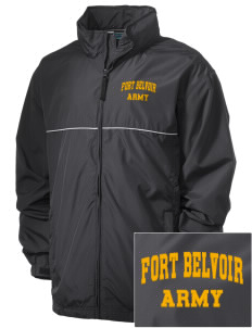 Fort Belvoir Embroidered Men's Element Jacket