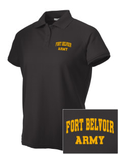 Fort Belvoir Embroidered Women's Technical Performance Polo