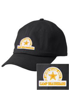 Camp Beauregard Embroidered Champion 6-Panel Cap