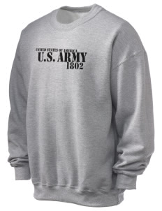 Mcalester Army Ammunition Plant Ultra Blend 50/50 Crewneck Sweatshirt