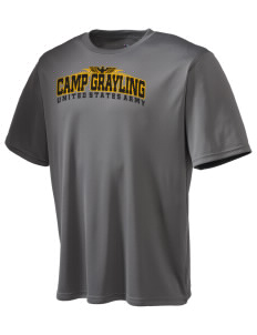 Camp Grayling Champion Men's Wicking T-Shirt
