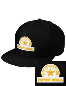 Picatinny Arsenal  Embroidered New Era Flat Bill Snapback Cap