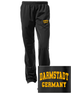 Darmstadt Embroidered Women's Tricot Track Pants