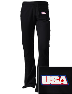 Darmstadt Embroidered Holloway Women's Axis Performance Sweatpants