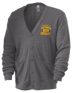 Grafenwoehr Men's 5.6 oz Triblend Cardigan