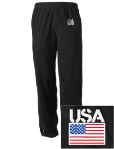 Camp DarbyLivorno Embroidered Holloway Men's Flash Warmup Pants