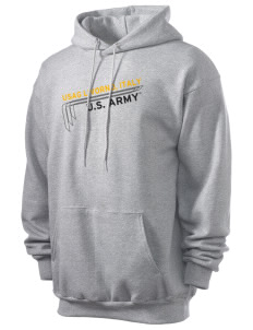 Camp DarbyLivorno Men's 7.8 oz Lightweight Hooded Sweatshirt