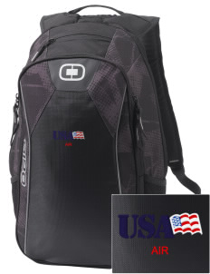 Corpus Christi Naval Air Station Embroidered OGIO Marshall Backpack