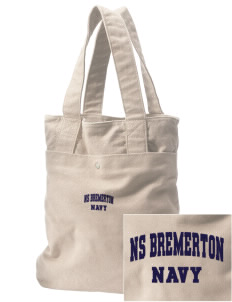 Bremerton Naval Station Embroidered Alternative The Berkeley Tote