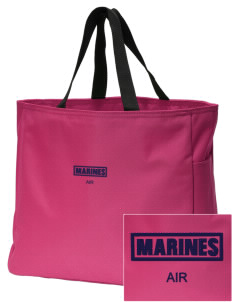 Cherry Point Marine Corps Air Station Embroidered Essential Tote