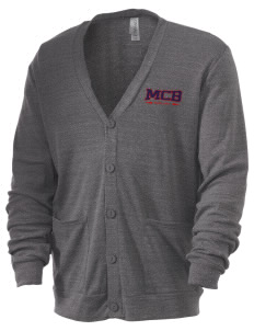 Camp S.D. Butler Marine Corps Base, Okinawa Men's 5.6 oz Triblend Cardigan
