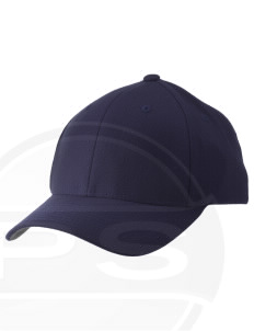 Elizabeth City CG Support Center Embroidered Pro Model Fitted Cap