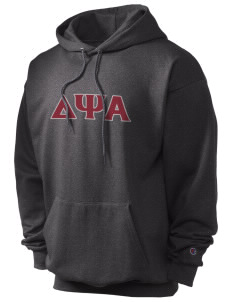 Delta Psi Alpha Champion Men's Hooded Sweatshirt