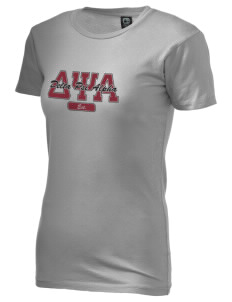 Delta Psi Alpha Alternative Women's Basic Crew T-Shirt