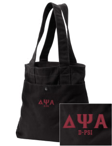 Delta Psi Alpha Embroidered Alternative The Berkeley Tote
