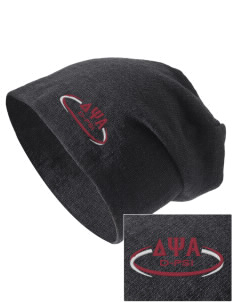 Delta Psi Alpha Embroidered Slouch Beanie