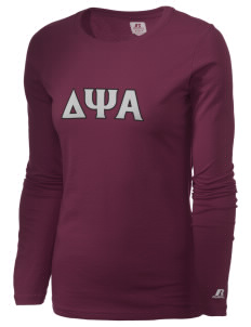 Delta Psi Alpha  Russell Women's Long Sleeve Campus T-Shirt