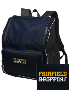 Fairfield Middle School Griffins Embroidered Holloway Backpack