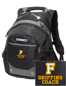 Fairfield Middle School Griffins Embroidered OGIO Fugitive Backpack