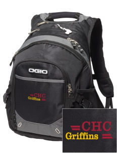 Chestnut Hill College Griffins Embroidered OGIO Fugitive Backpack
