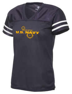 USS San Antonio Holloway Women's Fame Replica Jersey