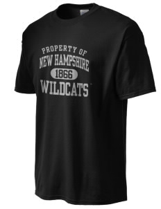 University of New Hampshire Wildcats Tall Men's Essential T-Shirt