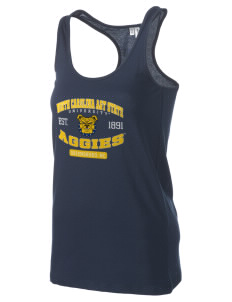 North Carolina A&T State University Aggies Women's Racerback Tank