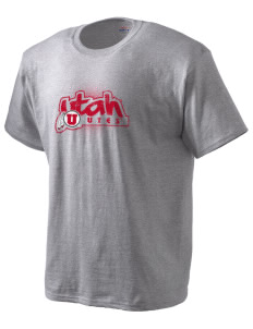 University of Utah Utes Hanes Men's T-Shirt