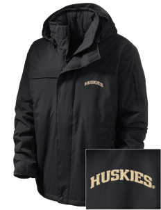 University of Washington Huskies  Embroidered Men's Nootka Jacket