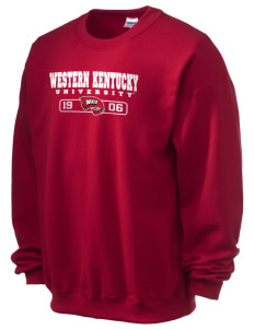 Western Kentucky University Hilltoppers Ultra Blend 50/50 Crewneck Sweatshirt