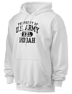 U.S. Army Ultra Blend 50/50 Hooded Sweatshirt