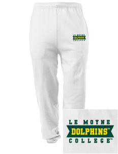 Le Moyne College Dolphins Embroidered Men's Sweatpants with Pockets
